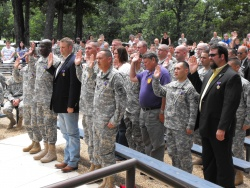 Leaders of new FLW Purple Heart chapter plan to help wounded veterans