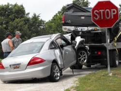 Head-on Crocker crash snarls traffic nearly an hour Friday afternoon