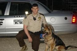 Full-time Guardsman volunteers as Pulaski County sheriff's deputy
