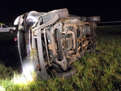 One dead, half-dozen hurt during long weekend filled with many wrecks