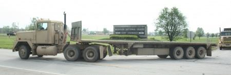 Missouri National Guard prepares truck drivers to be troop lifeline