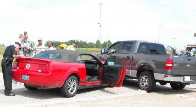 Three Saint Robert wrecks damage five vehicles, send three to hospitals