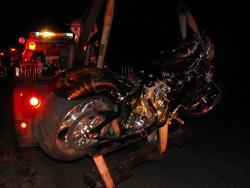 Highway 7 crash kills motorcyclist