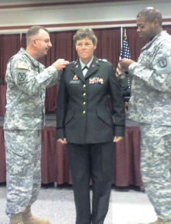Waynesville woman among 10 new National Guard warrant officers