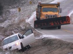 Passenger car, Dixon ambulance both hit Saturday in crash on Highway O