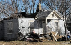 Richland woman loses home to attic electrical fire on Christmas night