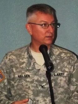 Hospital commander hopes to improve basic trainee experience with Army medicine