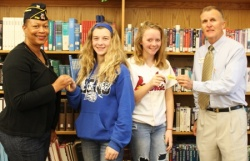 Chamber and Rotary Club present 'Choices' program at Crocker