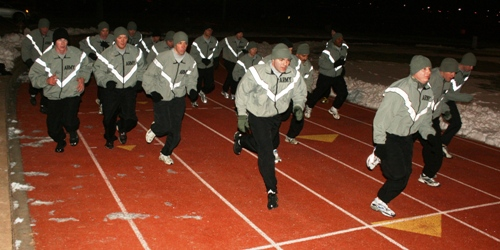 National Guard's 140th RTI offers new unit fitness coordinator course