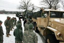 Missouri MPs attend 175th Military Police Battalion's Master Driver Course