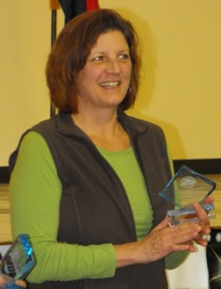 Humane Society president named Chamber Citizen of the Year Friday