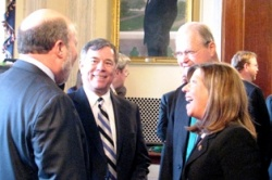 Skelton's legislation to prevent EPA greenhouse gas rules endorsed by state and national Farm Bureau