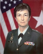 Former Chemical School commandant describes Army women's progress