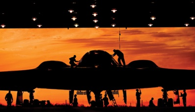 Missouri Air National Guard seeking 'top notch' individuals for B-2 mission