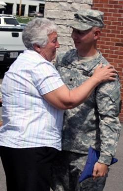 Guard unit recognized before Iraq deployment includes Dixon man
