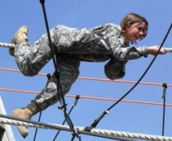 JROTC students visit Fort Leonard Wood for leadership development