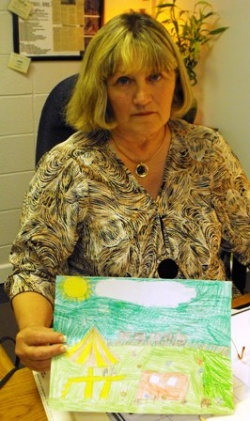 Crocker Elementary contest winners will spend Wednesday with city mayor
