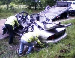 Waynesville teen, Dixon woman killed in separate Friday morning wrecks