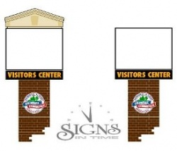 New LED sign should soon promote Pulaski County tourism, area events