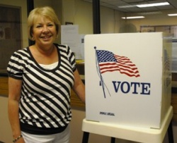 Deadline is 5 p.m. today to register for upcoming Aug. 3 primary election
