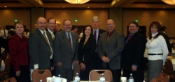 Area leaders attend annual governor's prayer breakfast