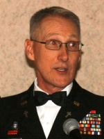 State chaplain emphasizes warrior support at Missouri Guard engineer ball