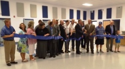 Crocker school cuts ribbon Saturday on FEMA storm shelter