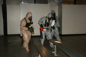 National Guard's 7th Civil Support Team at FLW tests readiness