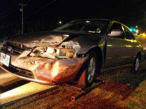 Jack's removes wrong wreck from St. Robert crash scene Friday night