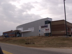 Waynesville Career Center almost finished, architect tells school board