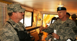 National Guard's 7th Civil Support Team impresses FLW commander