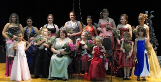 24th Annual Dixon Miss Merry Christmas Pageant – Christmas in Paris
