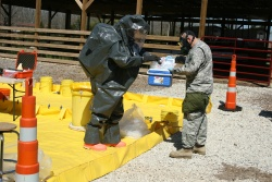 Guard's 7th Civil Support Team aces external evaluation, earns validation