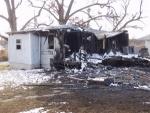 Sunday blaze wrecks home south of Richland