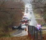 Five locals injured in Tuesday crashes