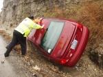 Heavy rain contributes to I-44 wrecks